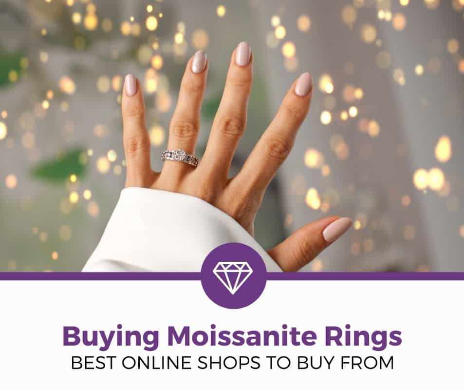 best places to buy moissanite rings online