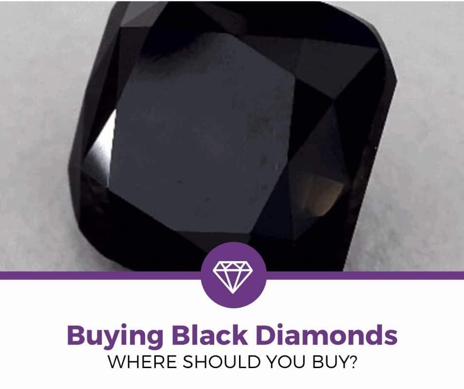 best stores to buy black diamonds online