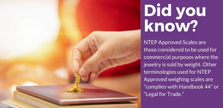 did you know best jewelry scales fact