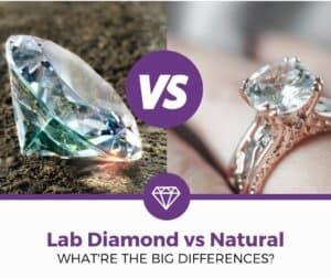 lab diamond vs natural diamond