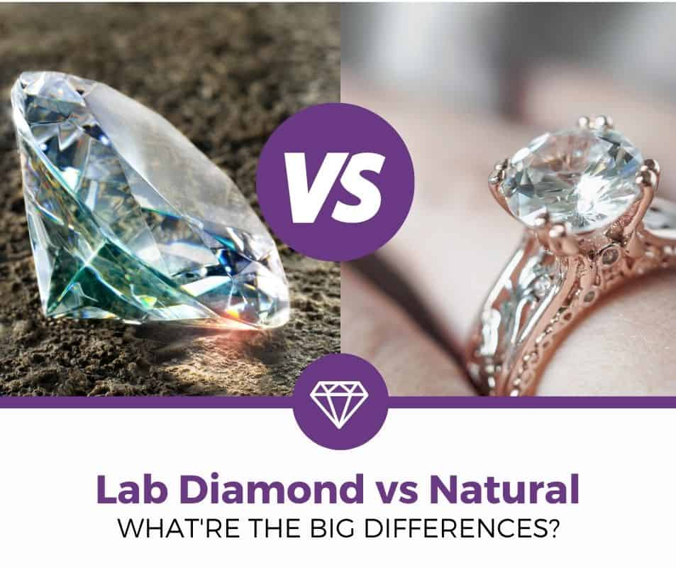 lab diamond vs natural diamond