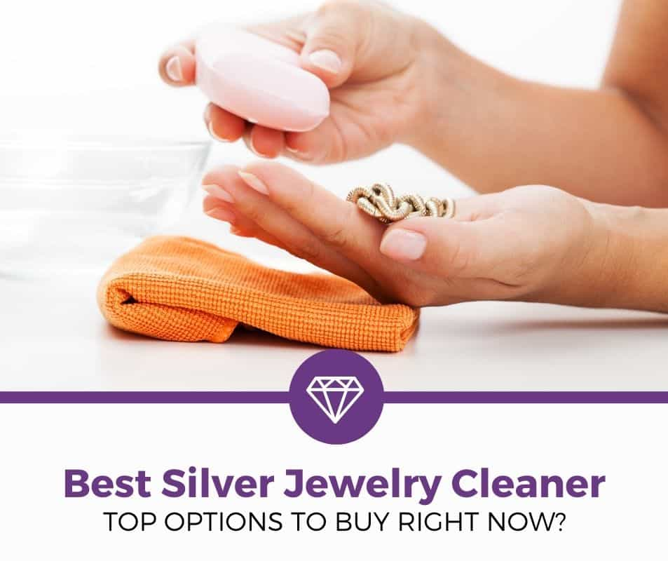top 5 best silver jewelry cleaner reviews