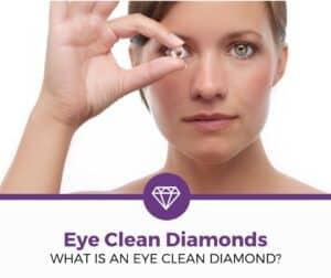what is an eye clean diamond