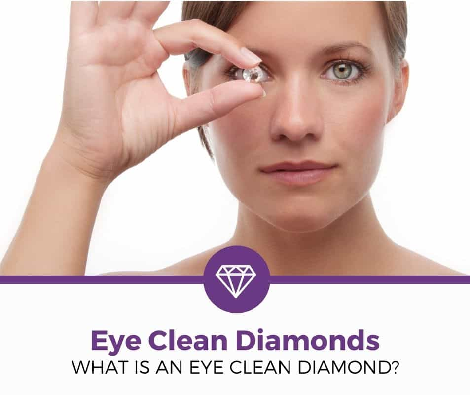 what is an eye clean diamond