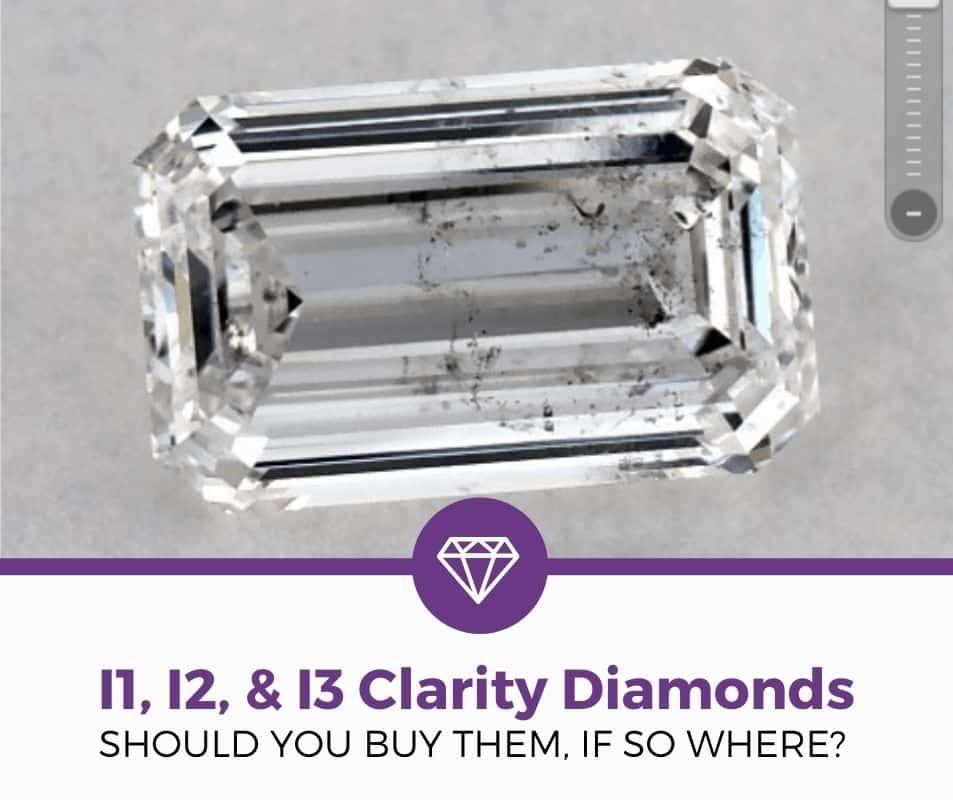 where to buy I1 I2 I3 clarity diamonds