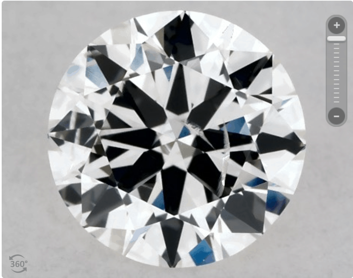 james allen round cut 1.01 carat g color i1