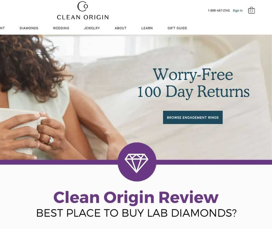 clean origin review