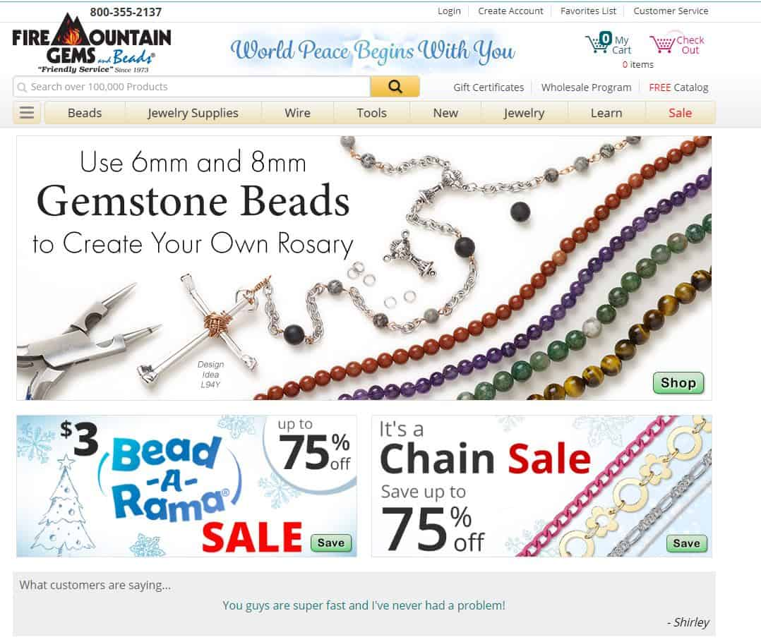 firemountaingems jewelry supplies