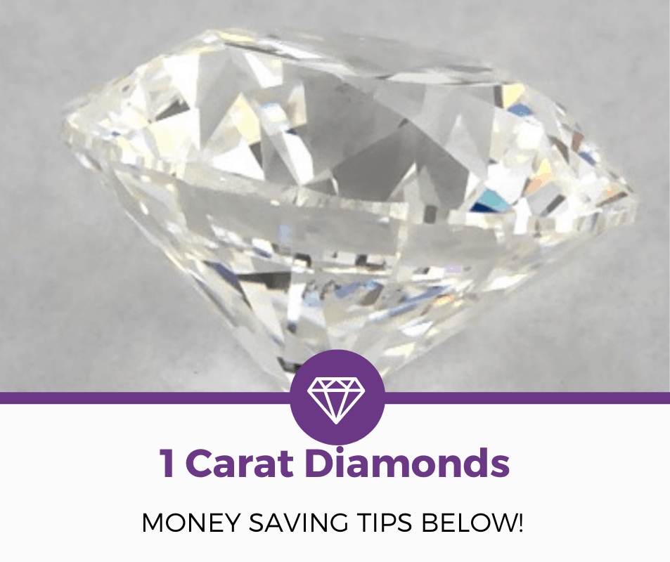How Much Does a 1 Carat Diamond Cost? Plus Money Saving Tips