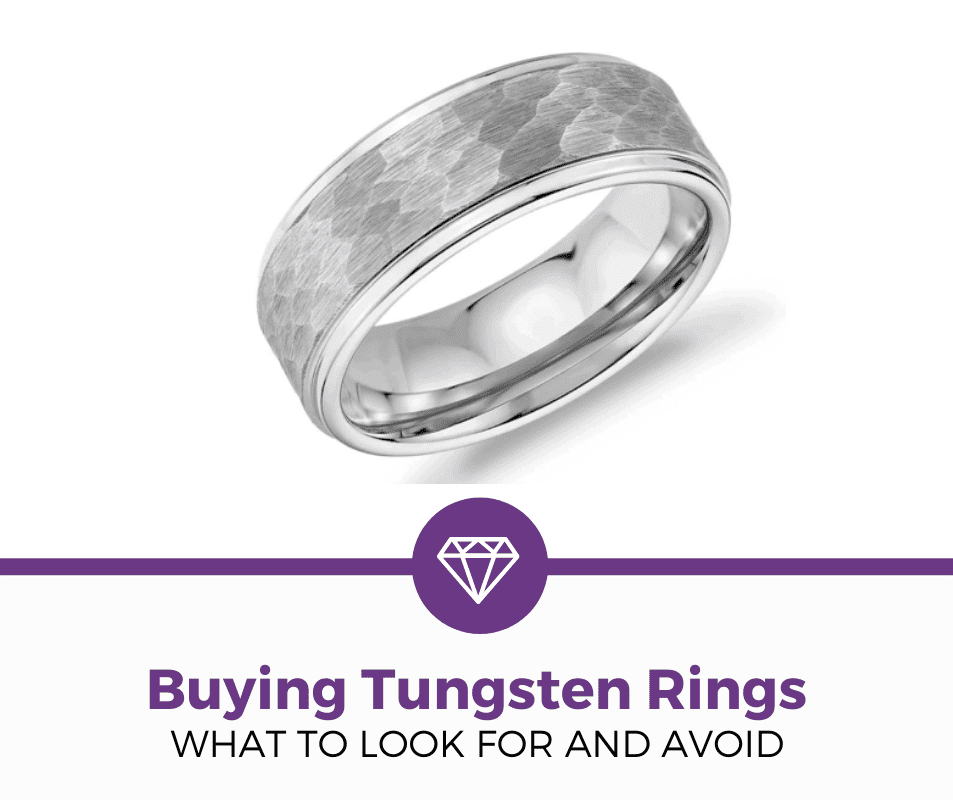 tungsten rings featured image