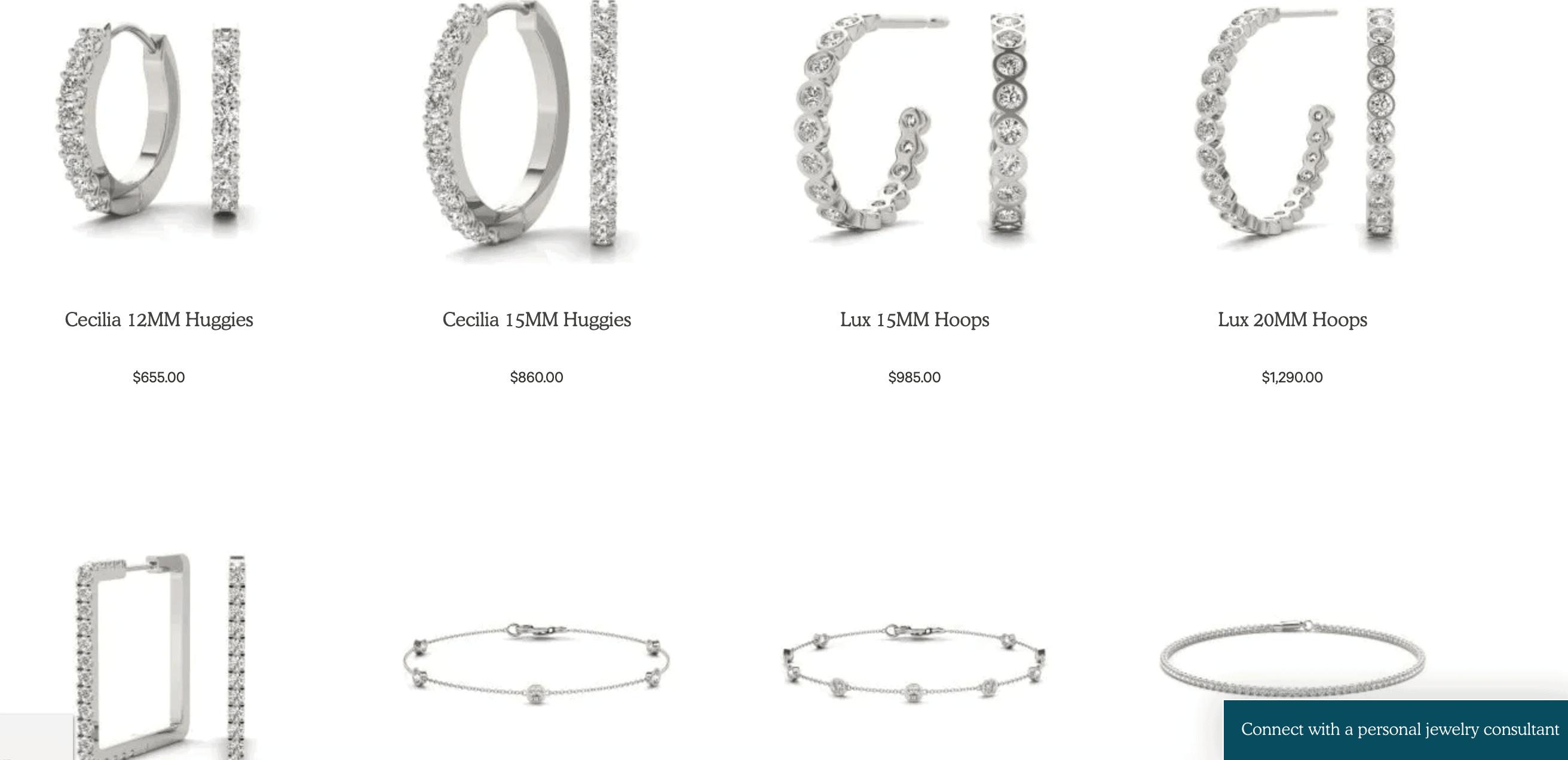 Clean Origin Diamond Earrings