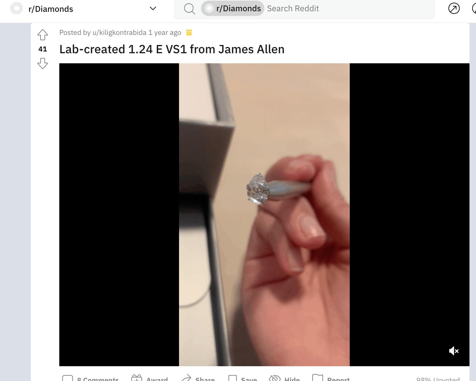 Reddit search