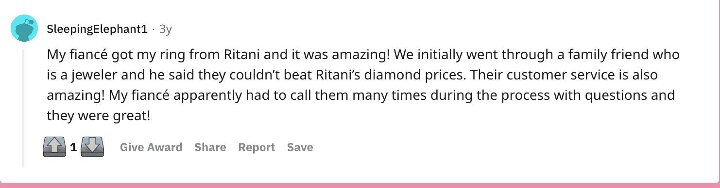 Reddit Post