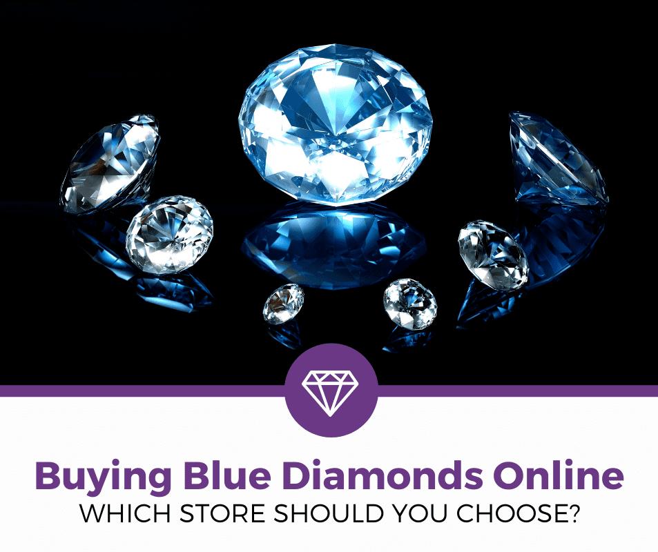 best places to buy blue diamonds online