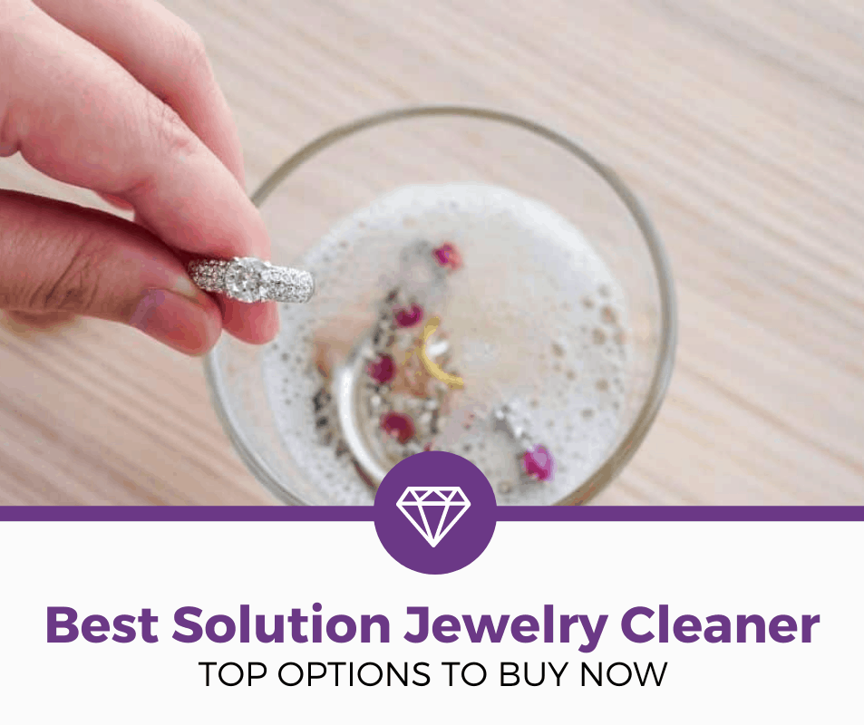 best solution jewelry cleaner