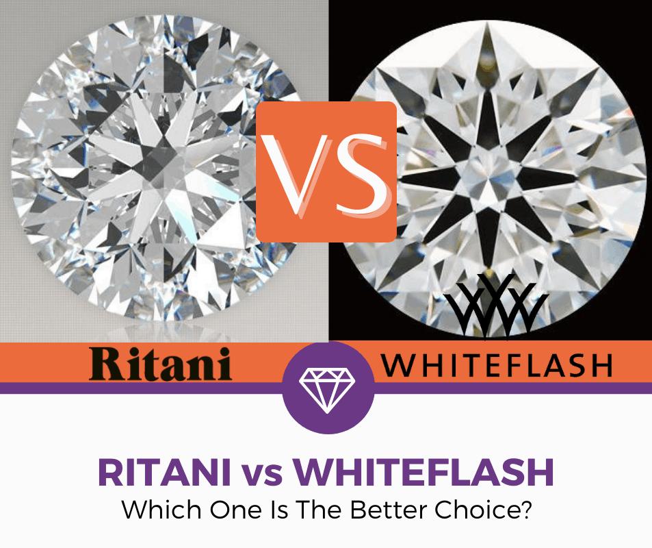ritani vs whiteflash