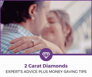 2 carat diamonds - featured image