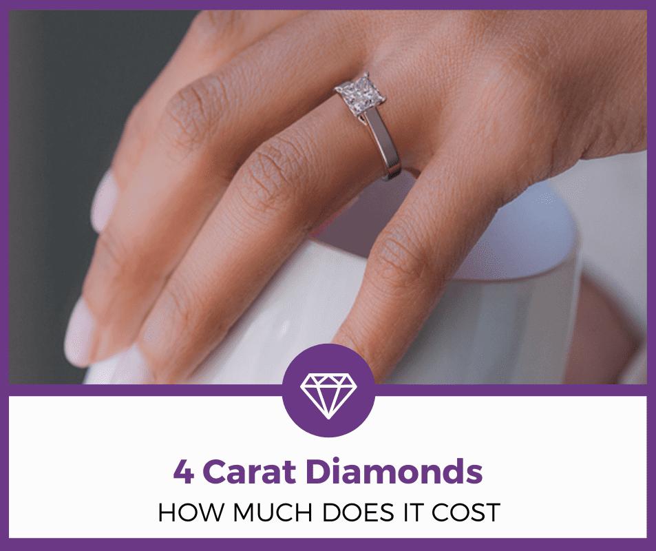 4 carat diamonds
