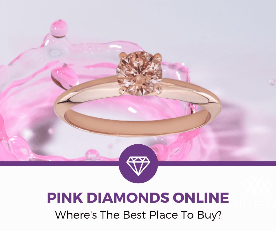 pink diamonds online